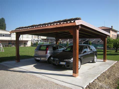 gazebo garage auto portici gazebo carport e garage in legno lamellare e