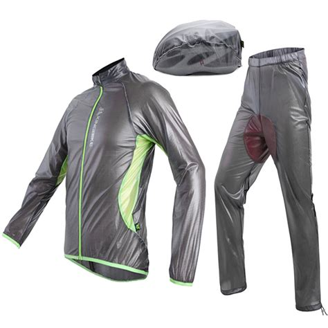 bike raincoat aliexpress com buy waterproof reflective bike cycling