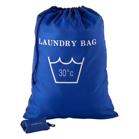 laundry bag reisenthel navy blue travel laundry bag the container store