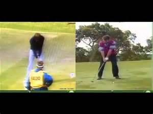 nick faldo golf swing slow motion brandel chamblee and lucas wald segment with sei young kim