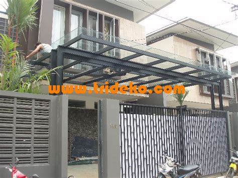 kanopi kaca   carport kaca   atap kaca   atap kaca