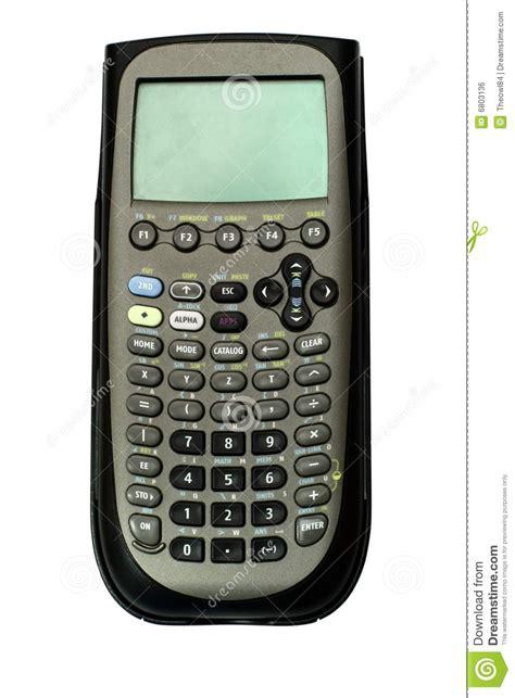 calculator status ragnarok scientific calculator w path stock photo image 6803136