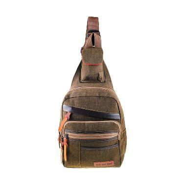 Tas Pinggang Eiger 4117 Blue Travel Pouch jual tas selempang pria branded original harga bersaing