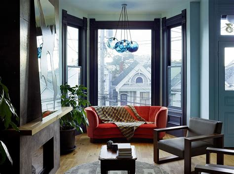 modern victorian homes interior this victorian home in noe valley acquires a vibrant new