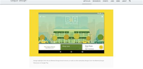 google design awards 13 sources of material design inspiration elegant themes