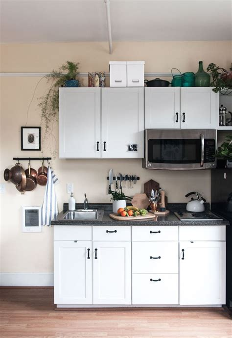 ideas for small kitchens in apartments hotel turned beautiful efficient apartment in portland