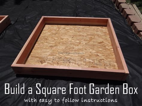 build a square foot garden wired how to wiki how to build a square foot garden box with a wood bottom