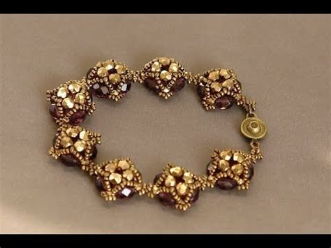 Handmade Jewelry Tutorials - sidonia s handmade jewelry dots beaded bracelet