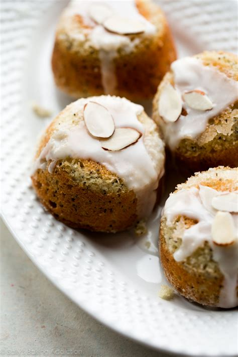 Detox From Poppy Seed Tea by Almond Poppy Seed Tea Cakes Sallys Baking Addiction