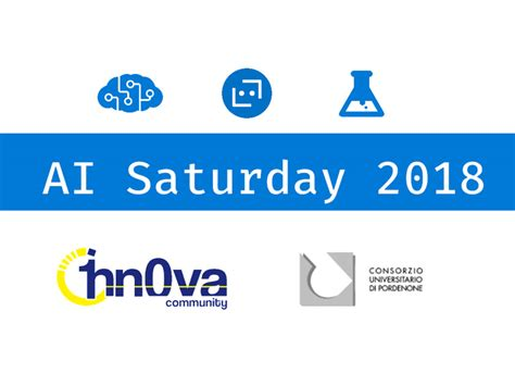 test sull intelligenza ai saturday il primo evento sull intelligenza artificiale