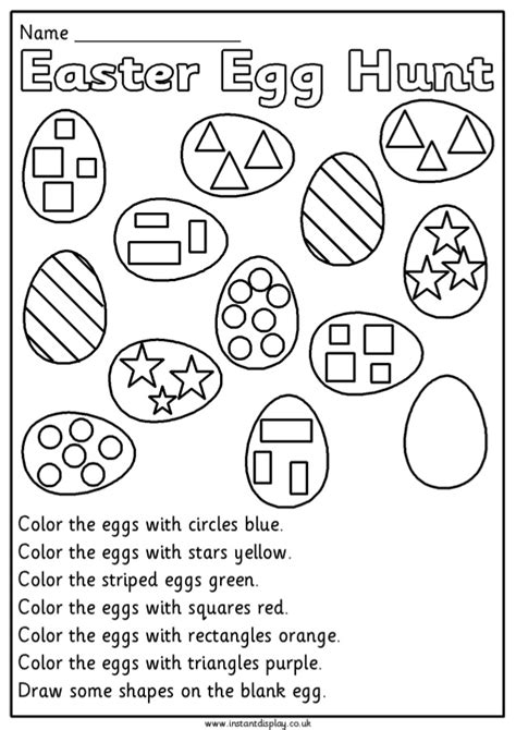 easter coloring pages for 2nd grade easter mathematics worksheets for 1st grade