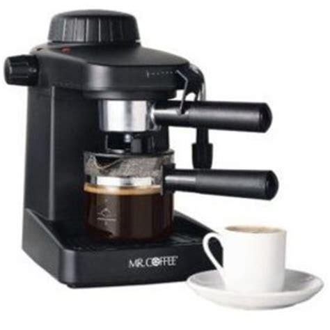 Mr. Coffee Steam Espresso and Cappuccino Machine ECM91 336203 Reviews ? Viewpoints.com