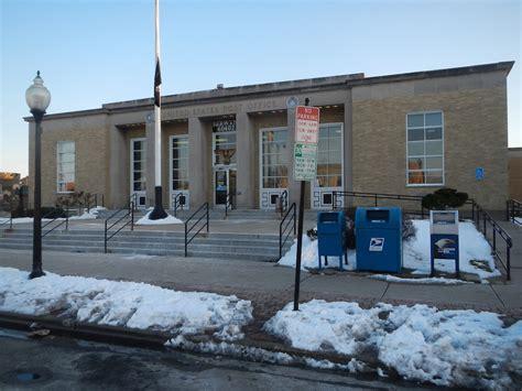 Post Office Normal Il by Berwyn Illinois Post Office Post Office Freak