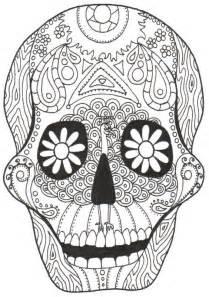 dia de los muertos coloring pages larch studios dia de los muertos coloring books
