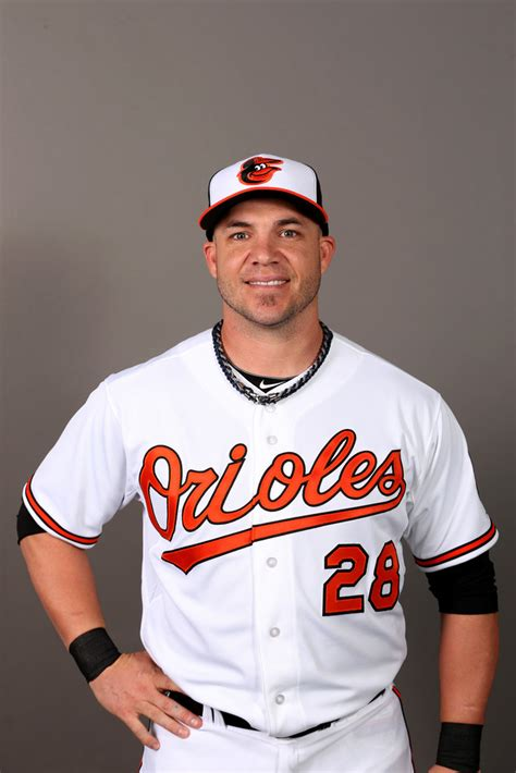 Baltimore Orioles Giveaways - steve pearce in baltimore orioles photo day zimbio