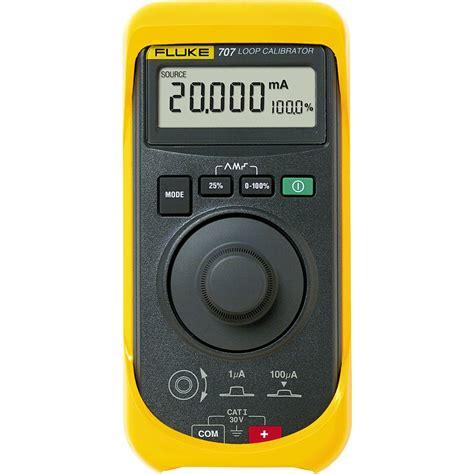 Fluke 707ex Intrinsically Safe Loop Calibrator Kalibrat Murah fluke 707 ma loop calibrator measures dc up to 28 v transcat