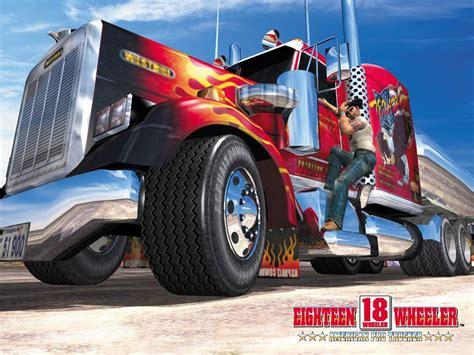 18 Wheels Truck Truck