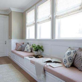 bedroom window bench interior design inspiration photos by amy sklar design