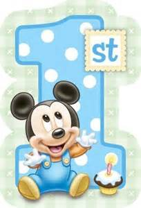 Listed in amscan baby mickey mouse 1st birthday disney invitations 8