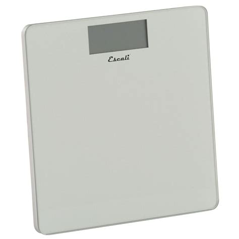escali bathroom scale escali digital platform bathroom scale in silver b200s
