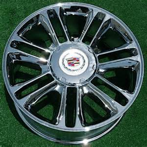 22 Cadillac Escalade Wheels Oem Wheels Direct Cadillac Escalade Platinum Chrome 22 In