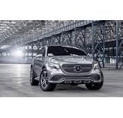2014 Mercedes Benz Concept Coupe SUV Wallpaper  HD Car Wallpapers