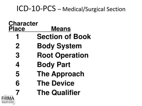 icd 10 sections ppt domain ii coding 18 powerpoint presentation