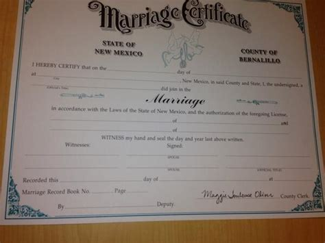 New Mexico Marriage License Records Judge Orders More New Mexico Counties To Issue Marriage Licenses To Same Couples