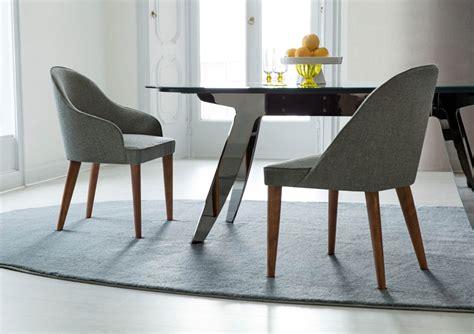 sedie per tavolo pranzo arreda la sala da pranzo con le sedie judy e i tavoli ring