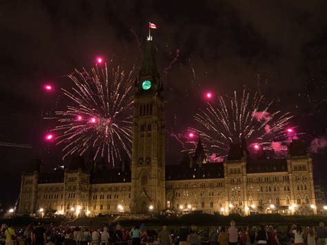 best canada happy new year 2019 fireworks places
