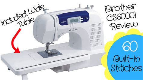 where can i buy a sewing machine cabinet cs6000i sewing machine review is it a buy