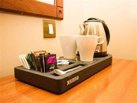 Bedroom Coffee Station by Gallery Of Rooms Drury Court Hotel Dublin