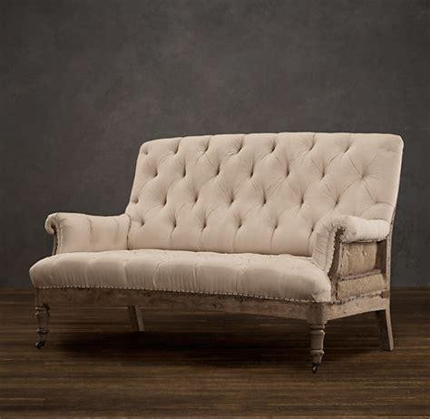 restoration hardware deconstructed sofa deconstructed furniture carol spinski