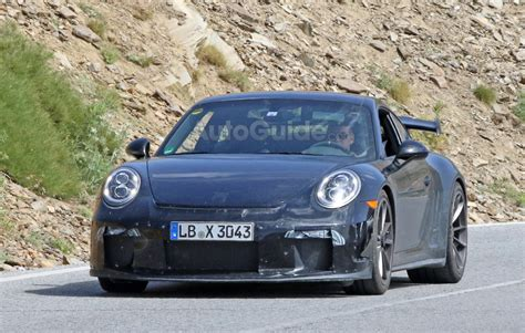 Porsche Macan Transmission by Porsche 911 Gt3 Spied Trying To Hide Its Manual