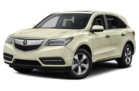 suv acura 2016 acura mdx price photos reviews features