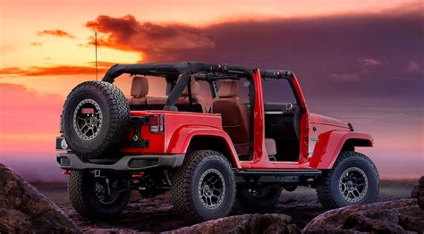 Jeep Shakes When Braking Jeep Wrangler Earns Sema 4 215 4 Suv Award The News
