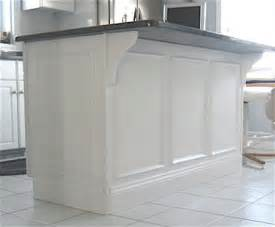 Wainscoting Kitchen Island by Moulding And Millwork Manufacturer And Installer Of