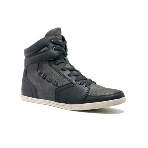 kenneth cole sneakers mens kenneth cole reaction what i got high top lace up sneakers
