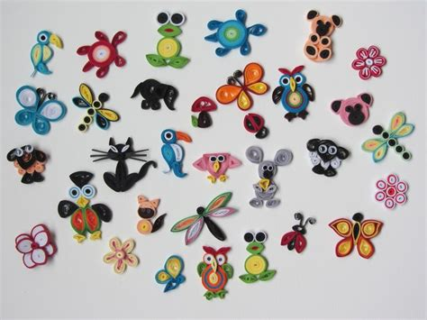 Animal Paper Crafts Designed By by Best 25 Quilling Animals Ideas On Quilling