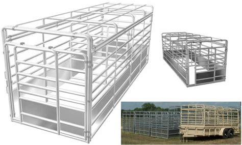 Livestock Rack For by Ranch Equipment