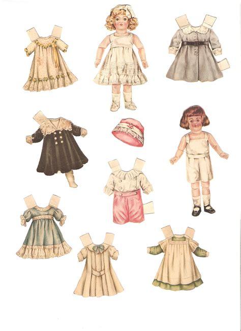 Paper Doll For - miss paper dolls antique magazine paper dolls