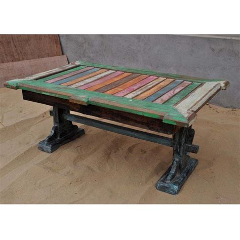 decorative xylophone the brightly painted decorative table is reminiscent of a