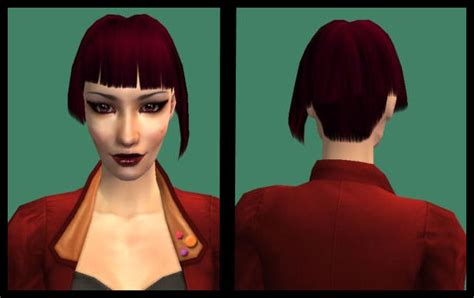 haircut games online for adults mod the sims homecut hair no mesh required