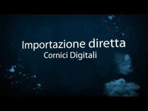 cornici digitale monitor per espositori digital signage cornici digitali