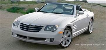 Mercedes Bought Chrysler Chrysler Crossfire And Srt 6 The Retuned Mercedes Sl