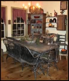 Primitive dining room decorating ideas myideasbedroom com