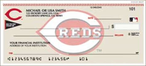Uc Background Check Cincinnati Reds Checks Up To 50 Checks Unlimited
