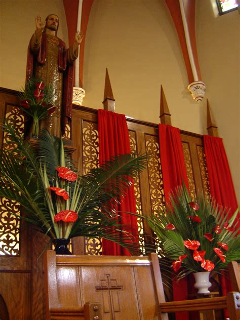 Palm Sunday Decorations Church by 1000 Images About Churech Ideas On Pentecost