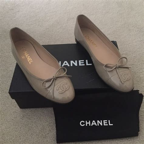 Brand New Chanel Espa Shoes 13 best chanel craze images on chanel ballerina flats chanel shoes flats and