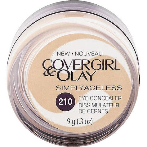 Olay Concealer covergirl and olay simply ageless concealer walmart
